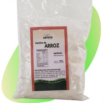 Farinha de Arroz - 500g
